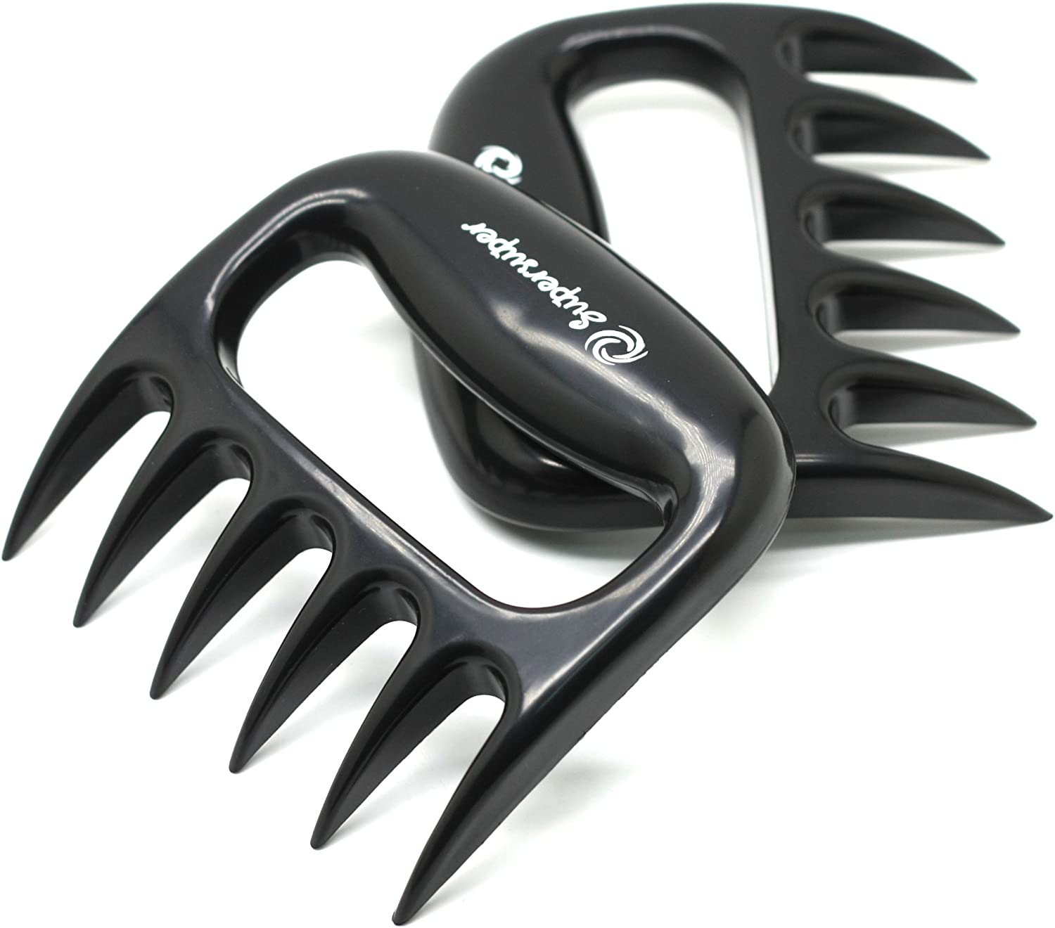 supersuper Meat Claws Pulled Pork Shredder Claws,Barbecue Meat Claw,Shredding Handling & Carving Food,BBQ Tool 71kTNAVi2BzL