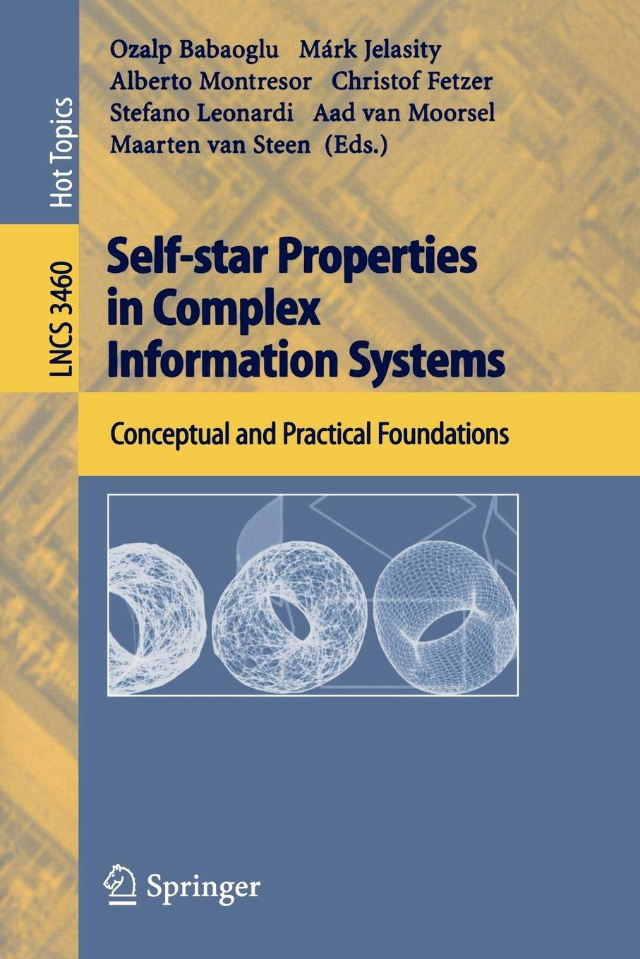 Self-star Properties in Complex Information