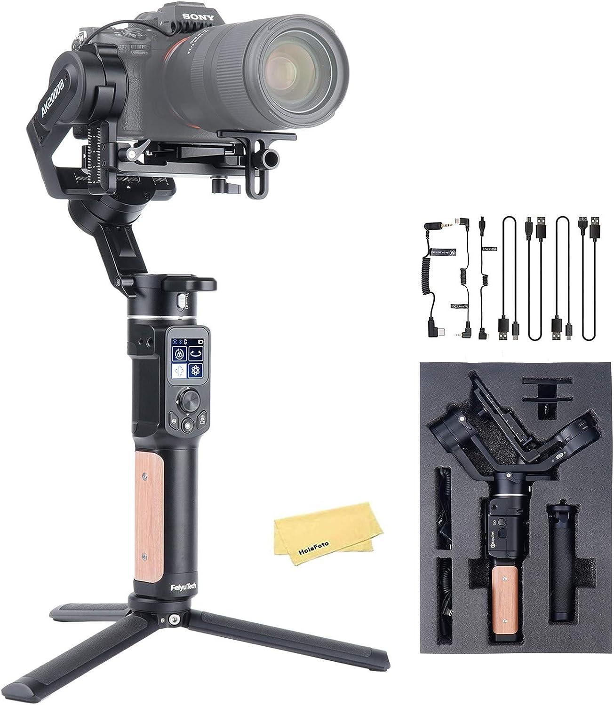 Feiyu Ak2000C Handheld Camera Gimbal Stabilizer for DSLR