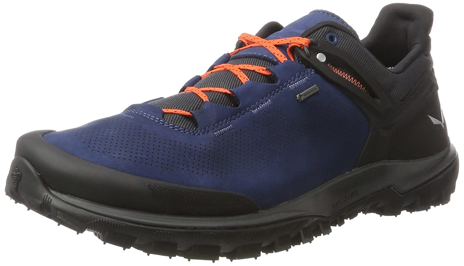 SALEWA Ms Wander Hiker GTX, Zapatillas de Senderismo Para Hombre 40 EU|Multicolor (Dark Denim/Holland 0358)