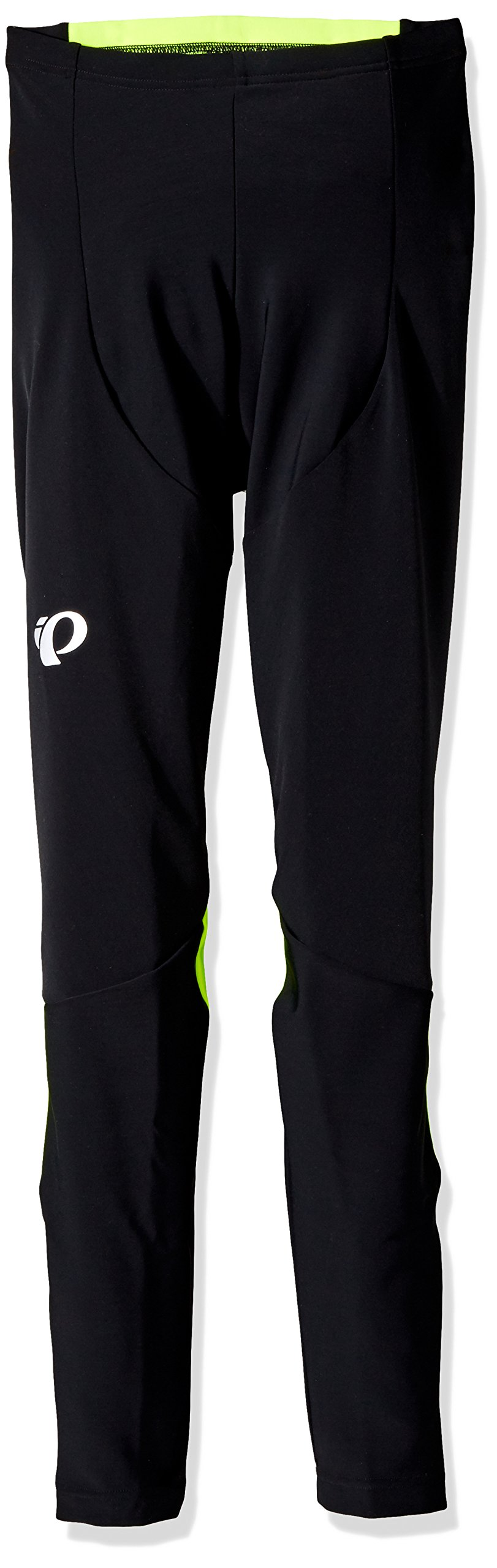 Pearl iZUMi Pursuit Thermal Tight, Black/Screaming Yellow, Large