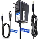 T-Power AC Adapter+USB cord for Fujifilm Instax Share Smartphone Printer SP-1 SP1 Instax(R) Share AC-5VX BKA-AC5VN AC-5VS, AC-5VC, AC-5VN, AC-5VW, AC-5V,AC-5VH, AC-5VHS, AC-5VX, 600005538