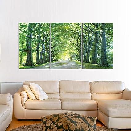 Amazon Com Sofa Wall Decoration Frescos Decorative Painting The