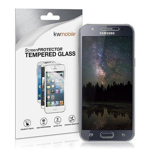 5 opinioni per kwmobile Pellicola protettiva vetro temperato per Samsung Galaxy J5 (2015)-