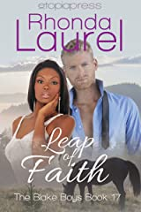 Leap of Faith (The Blake Boys Book 17) Kindle Edition
