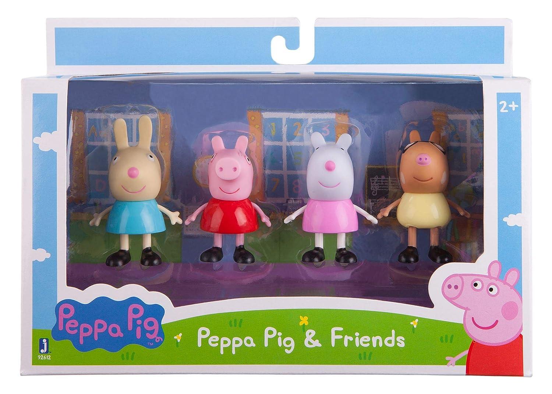 Peppa Pig Best Friends Pack