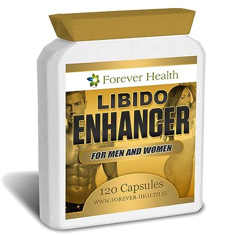 Libido Enhancer - Natürliches Pflanzliches Potenzmittel
