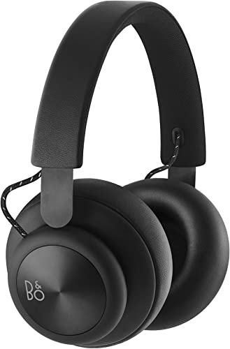 Bang Olufsen Beoplay H4 Wireless Headphones – Black Renewed