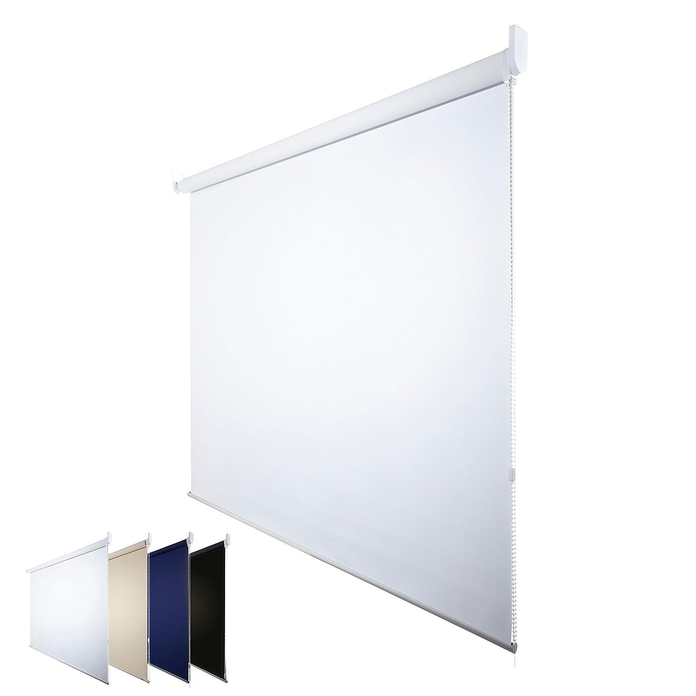 Fensterdecor Fensterdecor Fensterdecor Fertig Verdunkelungsrollo Blau 180 x 180 cm (BxH) B00BW1RC3E Seitenzug- & Springrollos 8e16fb