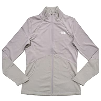 3cc1ab2cab73 The North Face Women s Cinder 100 Full Zip Jacket at Amazon Women s Coats  Shop