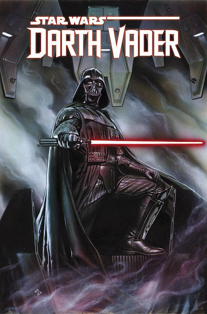 Star Wars Darth Vader #16 Marvel VF//NM Comics Book