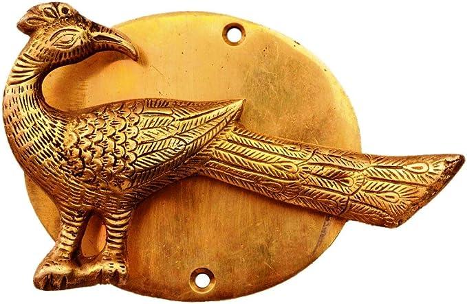 Lucky Dragon PARIJAT HANDICRAFT Door Knocker Brass Door//Window//Cupboard Handle