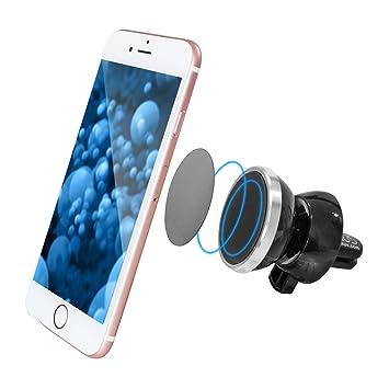 Eaxus universal teléfono móvil/smartphone soporte para el coche. 360 ° Imán para la