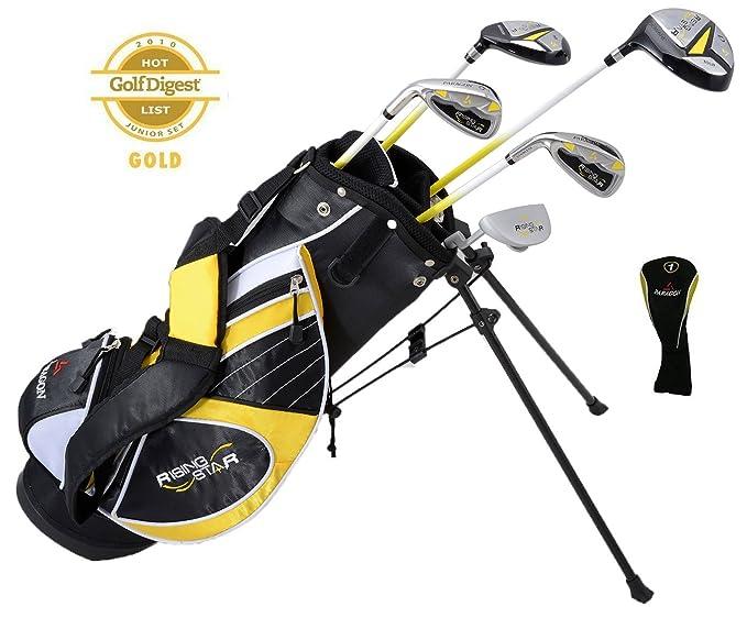 Amazon.com: Paragon Rising Star - Juego de palos de golf ...