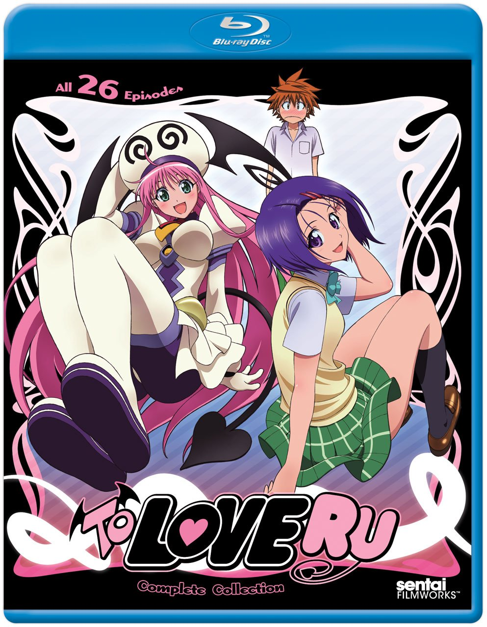 To Love Ru: Season 1/ [Blu-ray] [Import] B00GY3S7AC