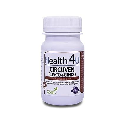 H4U Circuven Rusco + Ginko 30 cápsulas de 510 mg
