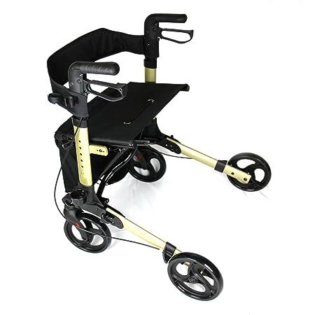 Amazon.com: Everyday Medical Heavy Duty andador rollator ...