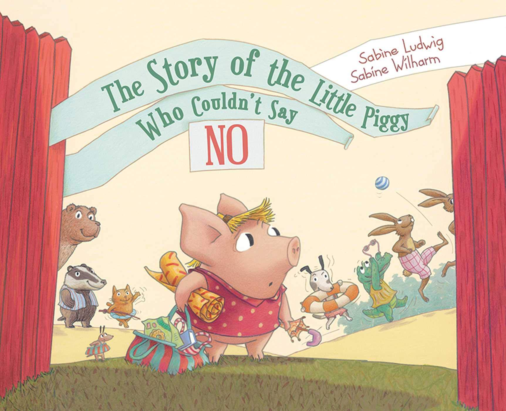 Image result for the story of the little piggy who couldn't say no