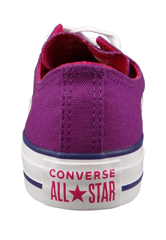 Converse Chucks 162453C Lila Chuck Taylor All Star OX Icon