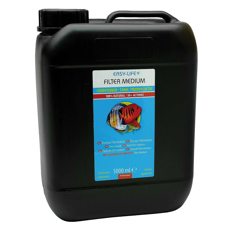 Easy Life Filter Medium - Líquido para filtro de pecera, 500 ml: Amazon.es: Productos para mascotas