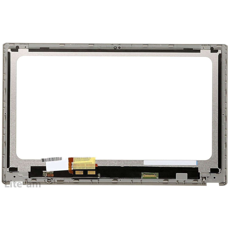 Lite-am - Pantalla táctil LCD para Ordenador portátil Acer Aspire V5-571 V5-571P V5-571PG MS2360 MS2361 AUO B156XTN03.1 ChiMei N156BGE-E32 (15,6
