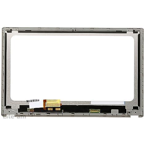 Lite-am - Pantalla táctil LCD para Ordenador portátil Acer Aspire V5-571 V5
