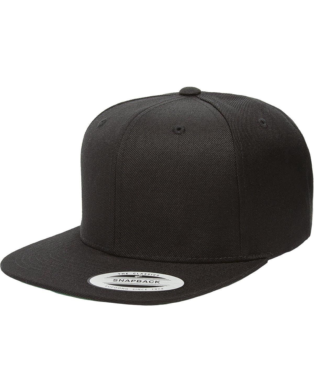 67ec44b99 The Classic Snapback 6089M & 6089MT at Amazon Men's Clothing store: