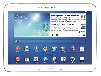Amazon.com: Samsung Galaxy Tab 3 P5210 WiFi Color Blanco ...
