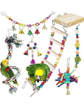 Amazon.es: Escaleras - Jaulas y accesorios: Productos para mascotas