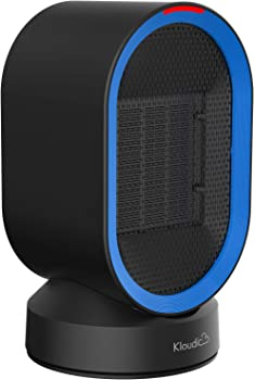KLOUDIC 600W Portable Space Heater