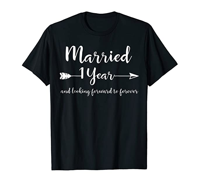 Amazon.com: First Wedding Anniversary Gifts for Him Her Couples T ...