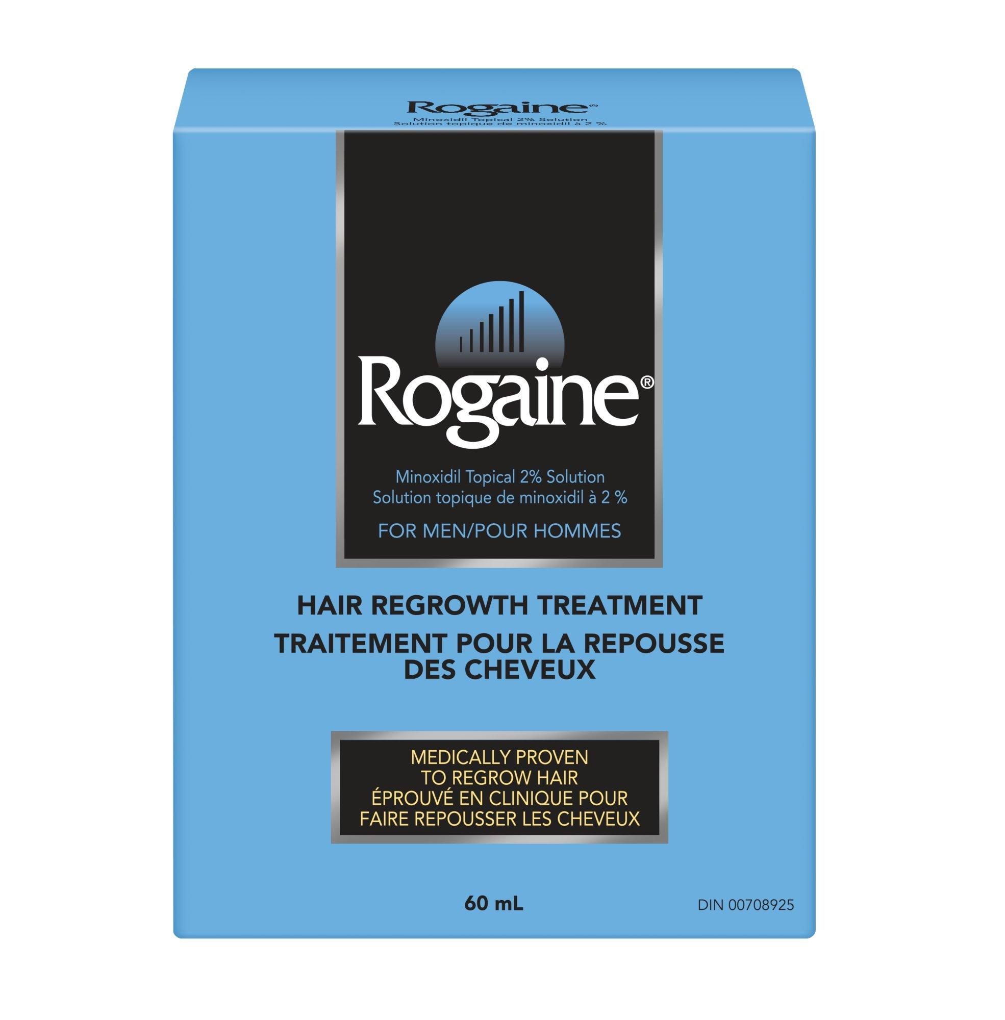 Rogaine Men's Rogaine 2% Minoxidil Topical Solution - Hair