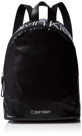 479b59a911b Calvin Klein Ck Essentials Backpack, Women's Black, 16x28x38 cm (B x H T)
