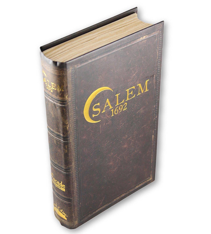 Juegos de cartas con baraja específica Salem 1692