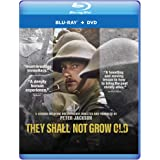 They Shall Not Grow Old (Blu Ray/Dvd) [Blu-ray]