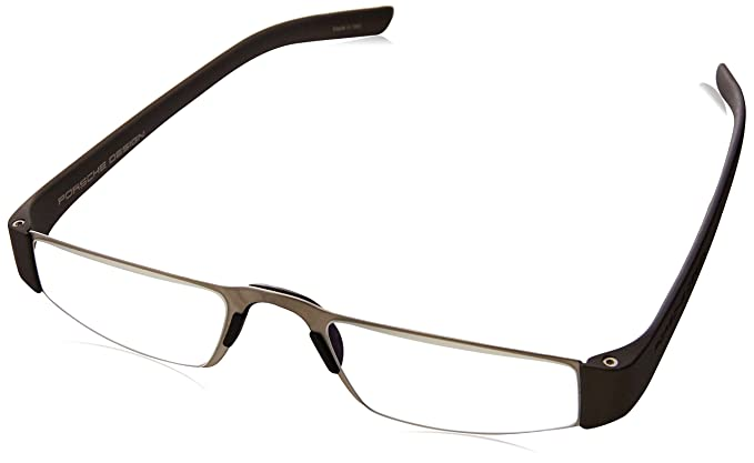 Amazon.com: Porsche Design P8801 Eyeglasses 8801 F Men Frame Gun ...