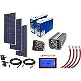 3360 Watt Solar Panel System - Complete Kit DIY
