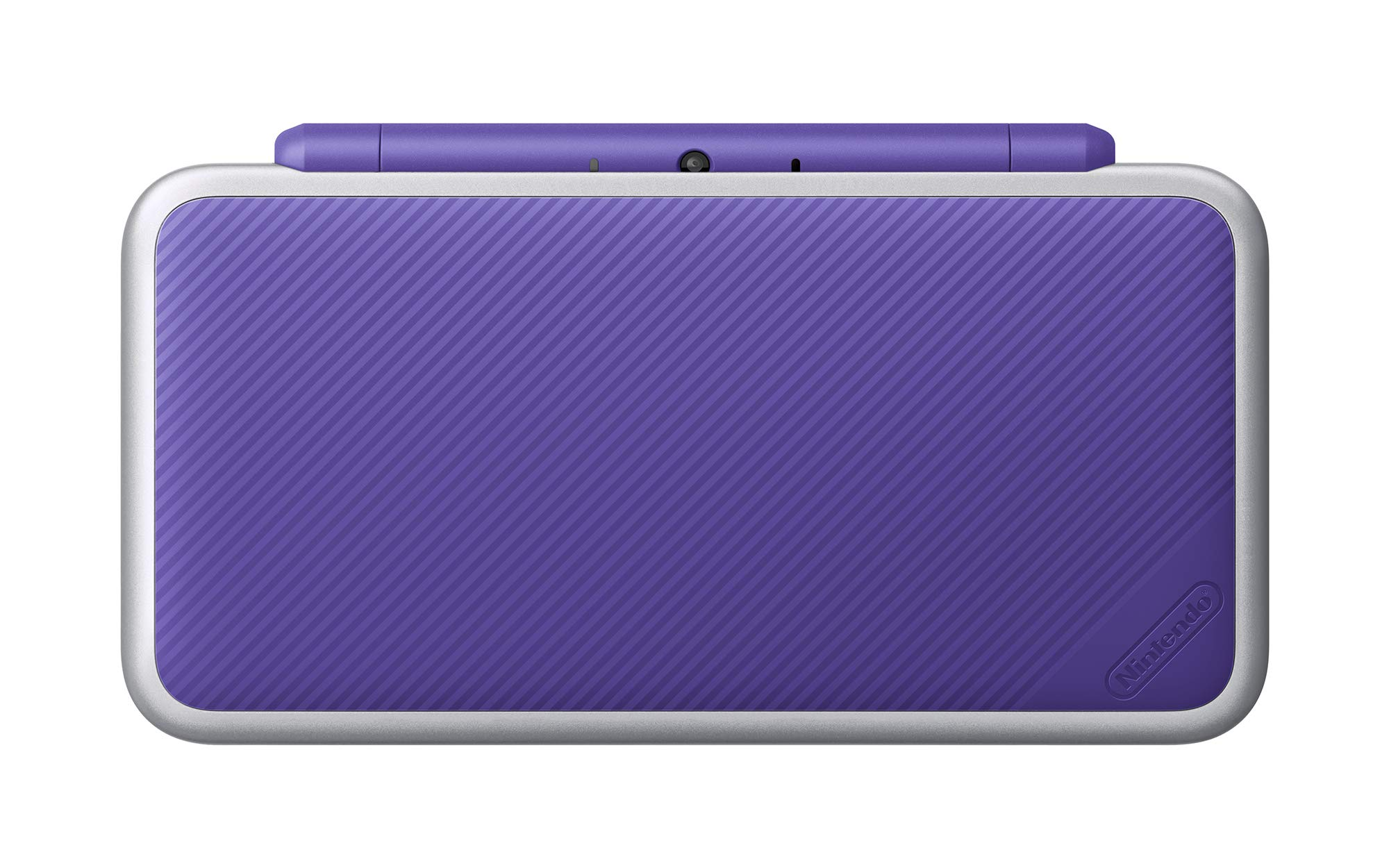 New Nintendo 2DS XL - Purple + Silver With Mario Kart 7 Pre-installed - Nintendo 2DS by Nintendo (Image #6)