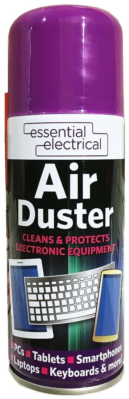 200ml aria compressa Duster Cleaner can, scatola per laptop portatili mouse RAPIDE