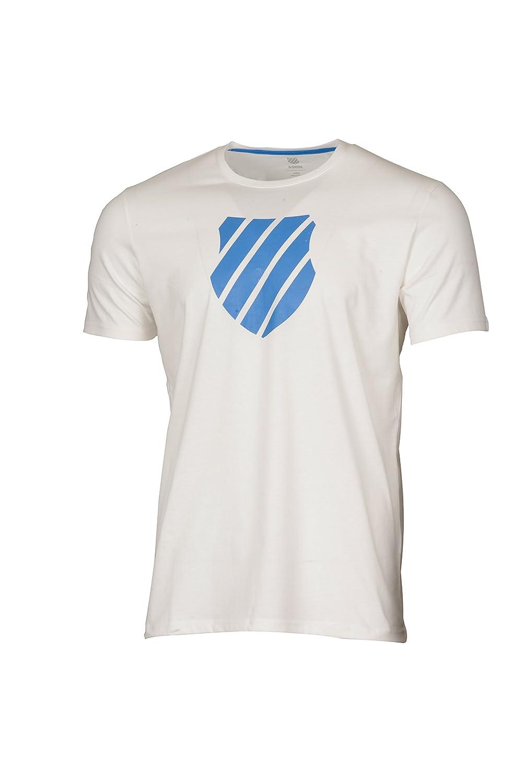 K-Swiss 101904122 Camiseta de Tenis, Hombre: Amazon.es: Deportes y ...