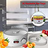 NutriChef PKFD08 Small Countertop Appliance One