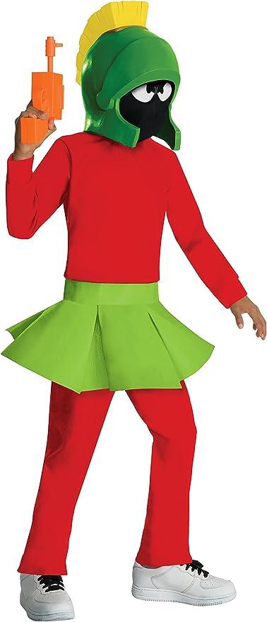 Amazon.com: Marvin el marciano disfraz infantil de, S, Como ...