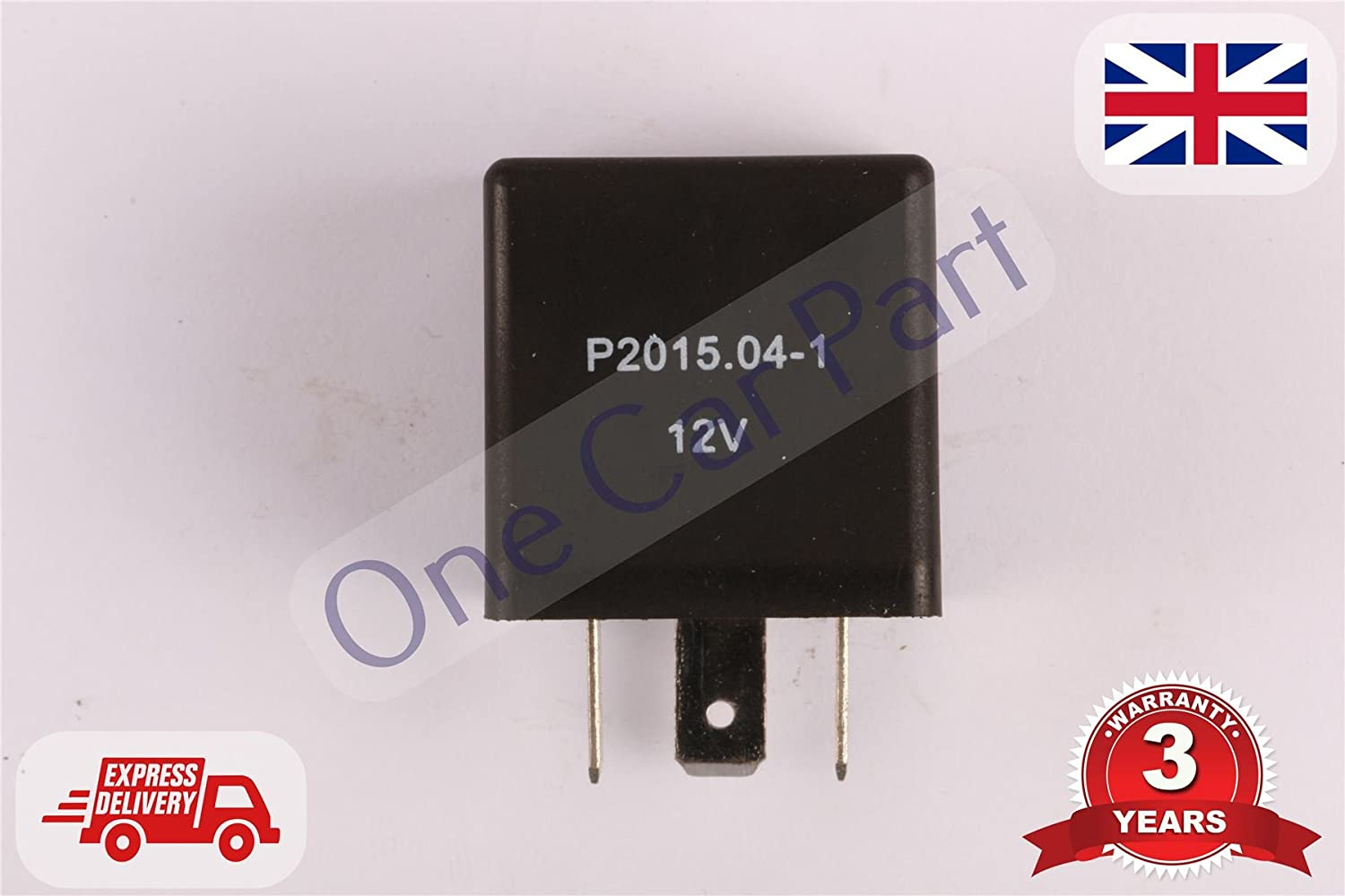 S40 V40 360 240 340 344 260 343 Flasher Unit 74 to 04 Indicator Relay New