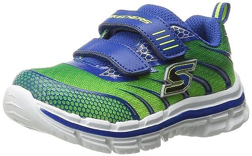 Skechers Nitrate, Boys' Low Top Sneakers