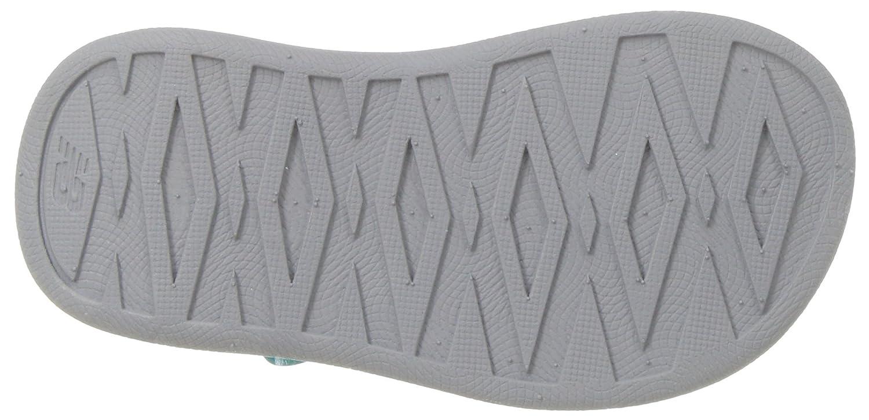 New New New Balance Unisex-Kids Sport Sandal, Grün grau, P11 M US Little Kid 5b24d3
