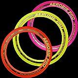 Aerobie Pro Ring Flying Disc (Frisbee) (33cm) - Jaune