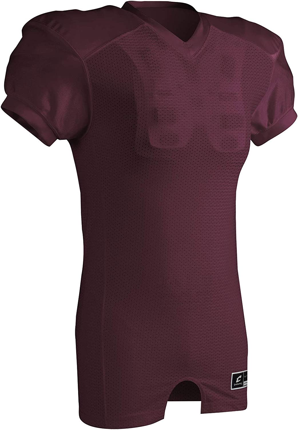 CHAMPRO Red Dog Collegiate Fit Polyester//Spandex Football Jersey