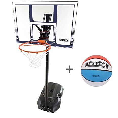 Lifetime Equipo de Baloncesto Boston Ball Tricolor, 6804: Amazon ...
