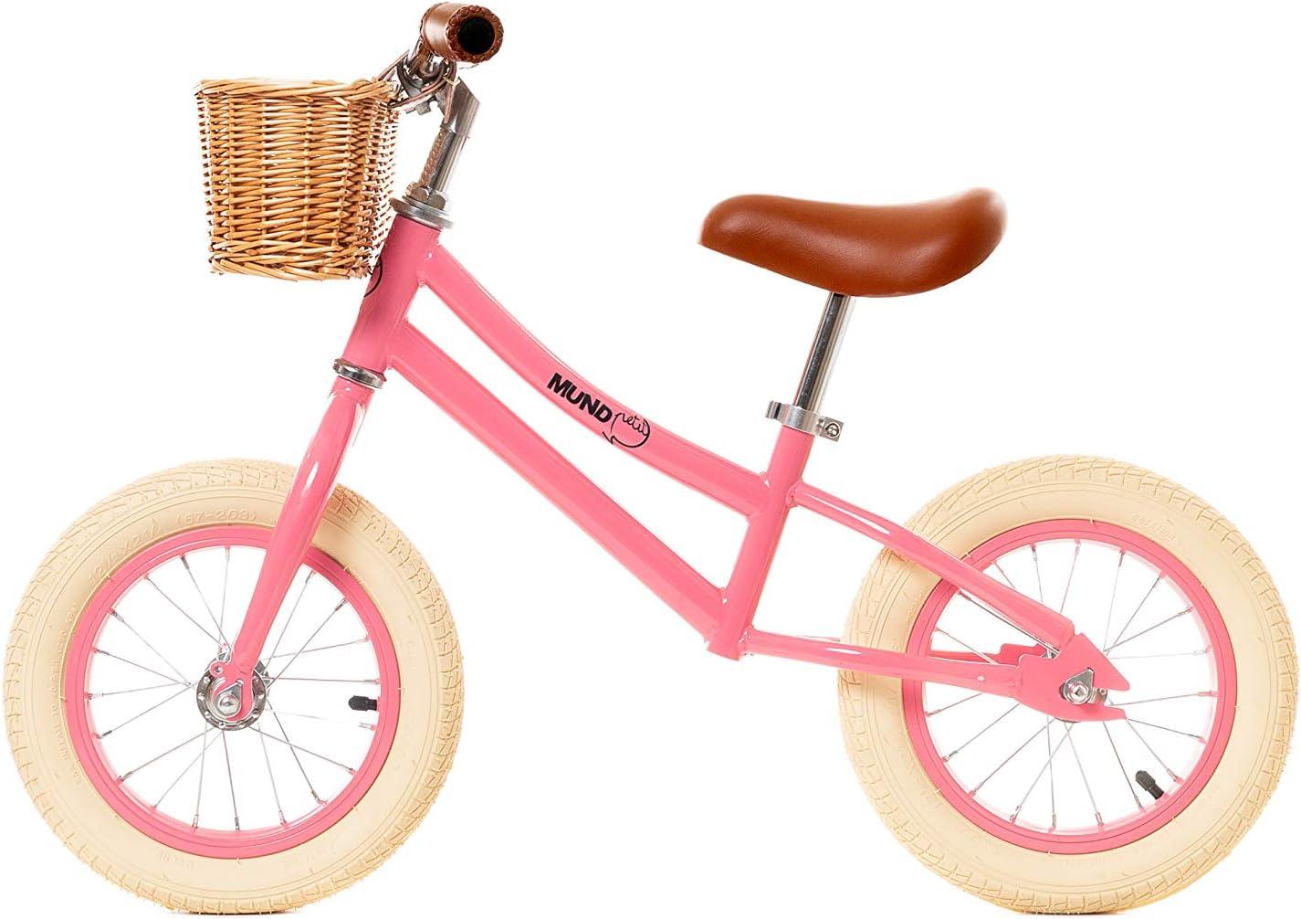 MUNDO PETIT - Bicicleta Sin Pedales - Bicicleta Niño - Bicicleta Aprendizaje 12