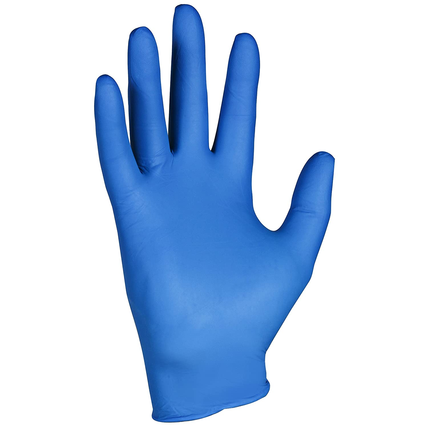 Kimberly-Clark KleenGuard G10 Nitrile Arctic Glove, Powder Free, 9-1/2 Length, Large, Blue (Case of 2000) by Kimberly-Clark Professional B004JJOX4W